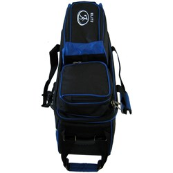 Elite SE Triple Tote/Roller Plus Royal Blue Core Image