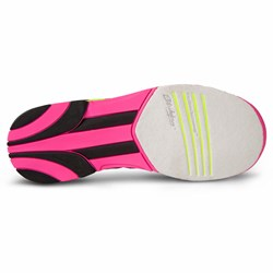 KR Strikeforce Womens Quest Black/Pink/Yellow Core Image