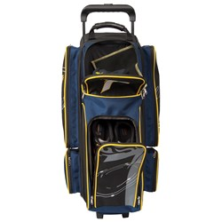 Track Premium Triple Roller Black/Navy/Yellow Core Image