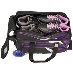 KR Strikeforce Cruiser Smooth Double Roller Purple/White/Black Core Image