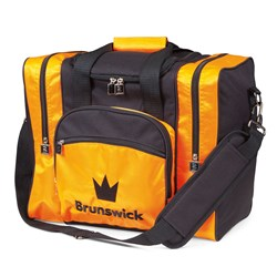 Brunswick Edge Single Tote Orange Core Image