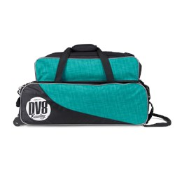 DV8 Circuit Triple Tote With Pouch Teal Core Image