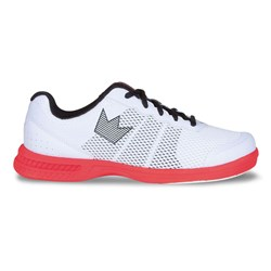Brunswick Mens Fuze White/Red Core Image