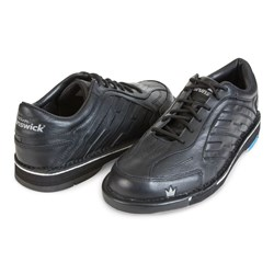 Brunswick Mens Team Brunswick Black Right Hand Wide Core Image