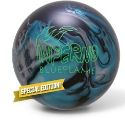 Brunswick Inferno Blue Flame Special Edition Core Image