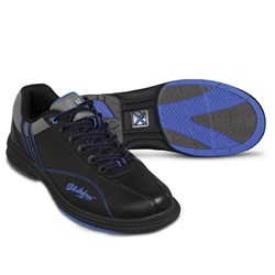 KR Strikeforce Mens Raptor Black/Royal Right Hand Core Image