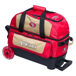 KR Strikeforce NFL Double Roller San Francisco 49ers Core Image
