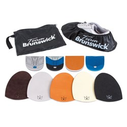 Brunswick Mens Team Brunswick White Right Hand Core Image