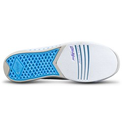 KR Strikeforce Womens Gem White/Blue Core Image