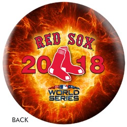 OnTheBallBowling MLB Boston Red Sox 2018 World Series Champs Core Image