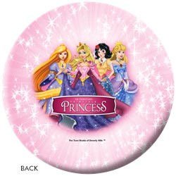 OnTheBallBowling The Princesses Ball Core Image
