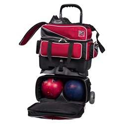 KR Strikeforce Fast 4 Ball Roller Red/Black Core Image