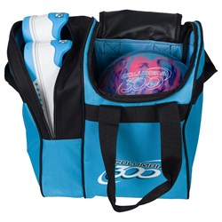 Columbia 300 Team C300 Single Tote Aqua/Black Core Image