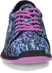 Dexter Womens Ultra Black Abstract Core Image