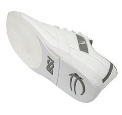 BSI Mens #580 White/Grey Core Image