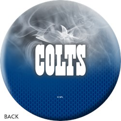 KR Strikeforce NFL on Fire Indianapolis Colts Ball Core Image