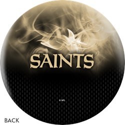KR Strikeforce NFL on Fire New Orleans Saints Ball Core Image