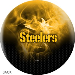 KR Strikeforce NFL on Fire Pittsburgh Steelers Ball Core Image