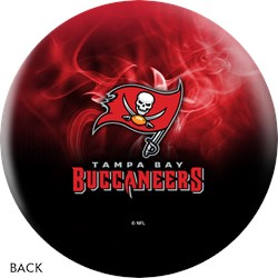 KR Strikeforce NFL on Fire Tampa Bay Buccaneers Ball Core Image