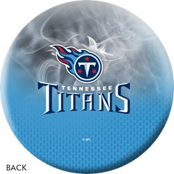 KR Strikeforce NFL on Fire Tennessee Titans Ball Core Image