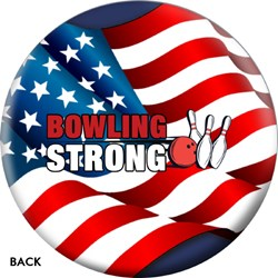 OnTheBallBowling Bowling Strong Flag Ball Core Image