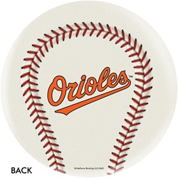 KR Strikeforce MLB Ball Baltimore Orioles Core Image