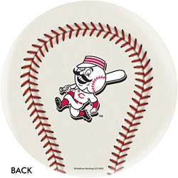 KR Strikeforce MLB Ball Cincinnati Reds Core Image