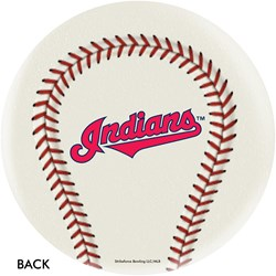 KR Strikeforce MLB Ball Cleveland Indians Core Image
