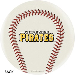 KR Strikeforce MLB Ball Pittsburgh Pirates Core Image