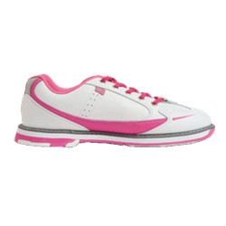 Brunswick Womens Curve White/Hot Pink Core Image