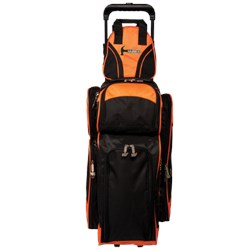 Hammer Plus One Orange/Black Single Tote Core Image
