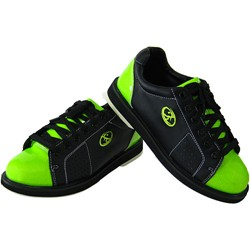 Elite Womens Athena Black/Lime Core Image