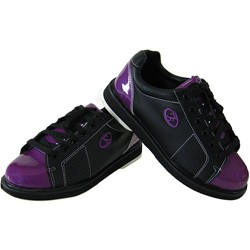 Elite Womens Athena Black/Purple Core Image