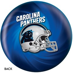 KR Strikeforce Carolina Panthers NFL Ball Core Image