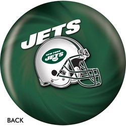 KR Strikeforce New York Jets NFL Ball Core Image