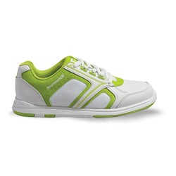 Brunswick Womens Spark White/Lime Core Image