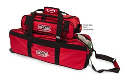 Storm 3 Ball Tournament Roller/Tote Red Core Image
