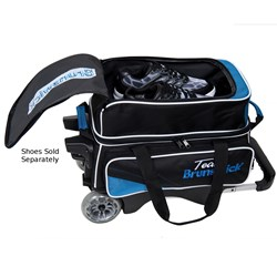 Brunswick Team Brunswick Double Roller Black/Cobalt Core Image