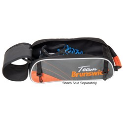 Brunswick Team Brunswick Shoe Bag Slate/Orange Core Image