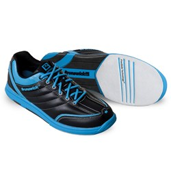 Brunswick Womens Diamond Black/Ice Blue Core Image