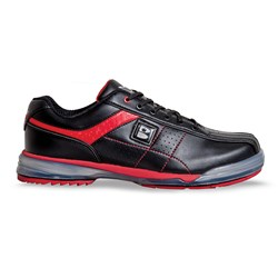 Brunswick Mens TPU X Black/Red Right Hand Wide Core Image