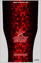 Roto Grip Mens Compression Sleeve Diamond Core Image