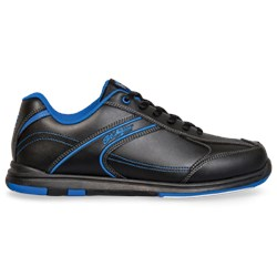 KR Strikeforce Mens Flyer Black/Mag Blue Core Image