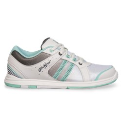 KR Strikeforce Womens Sienna White/Grey/Eggshell Core Image