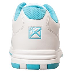 KR Strikeforce Youth Satin White/Aqua Core Image