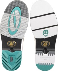 Storm Womens SP3 White/Black/Gold Core Image