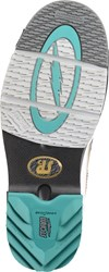 Storm Womens SP3 White/Black/Gold Wide Width Core Image