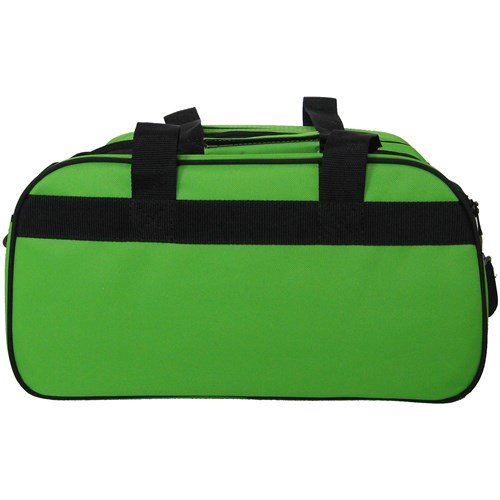 Tenth Frame Boost Double Tote Plus Lime Back Image