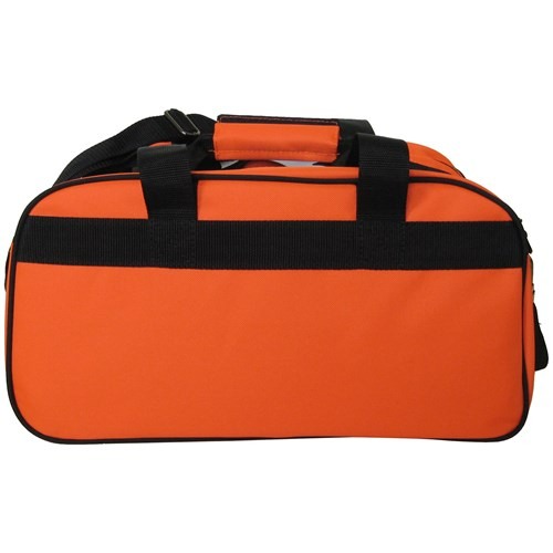 Tenth Frame Boost Double Tote Plus Orange Back Image
