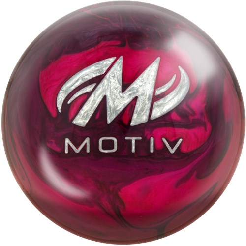 Motiv Thrill Wine/Magenta Pearl Back Image